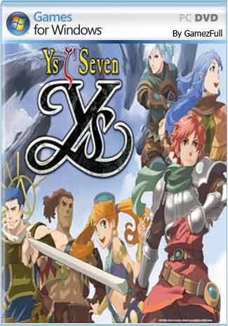 Ys Seven PC Full [Descargar ISO] [MEGA]