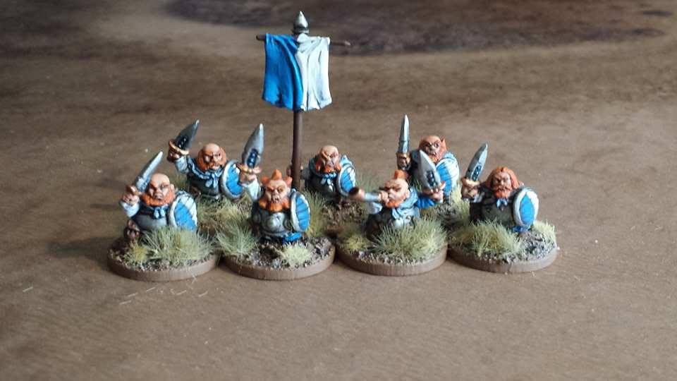 randomplatypus com • View topic - (4A Miniatures) 15mm Dwarves