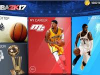 Download NBA 2K17 Mod Apk v0.0.27 Terbaru