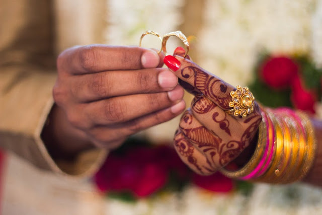 Indian Mehndi wedding photos
