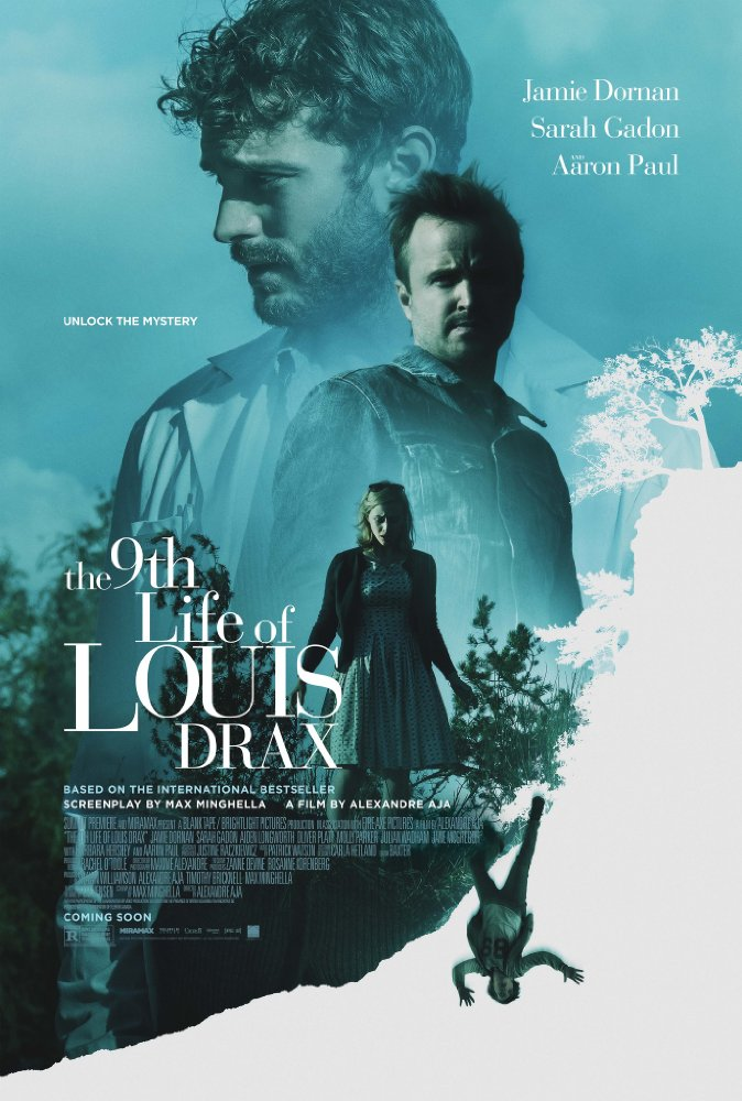 The 9th Life of Louis Drax [Russian Audio]