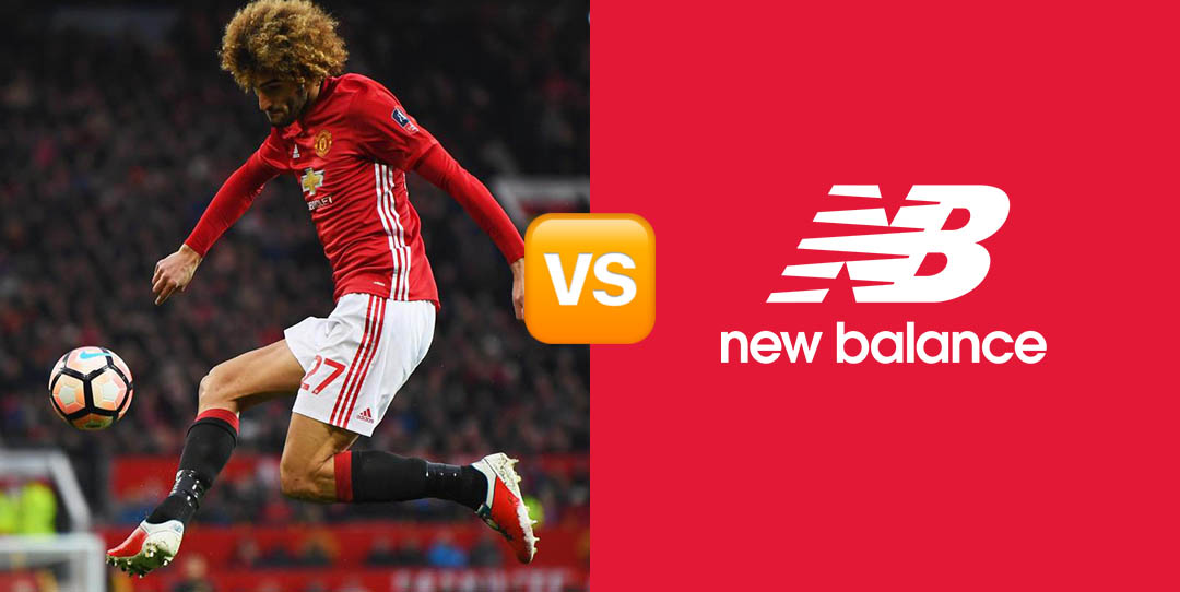 Fellaini's Suit Against New Balance's 'defective' Football