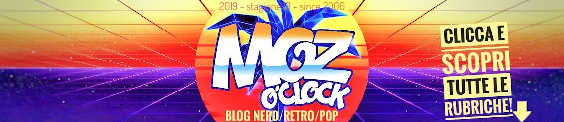Moz O'Clock - blog nerd/retro/pop