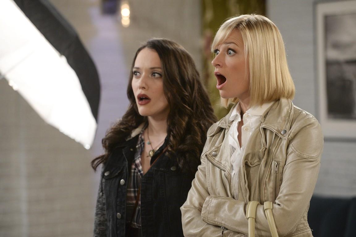 2 Broke Girls - Season 4 Episode 20: And the Minor Problem