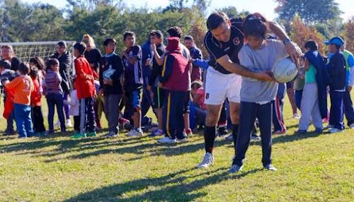 Los Intermerenderos de rugby están en marcha