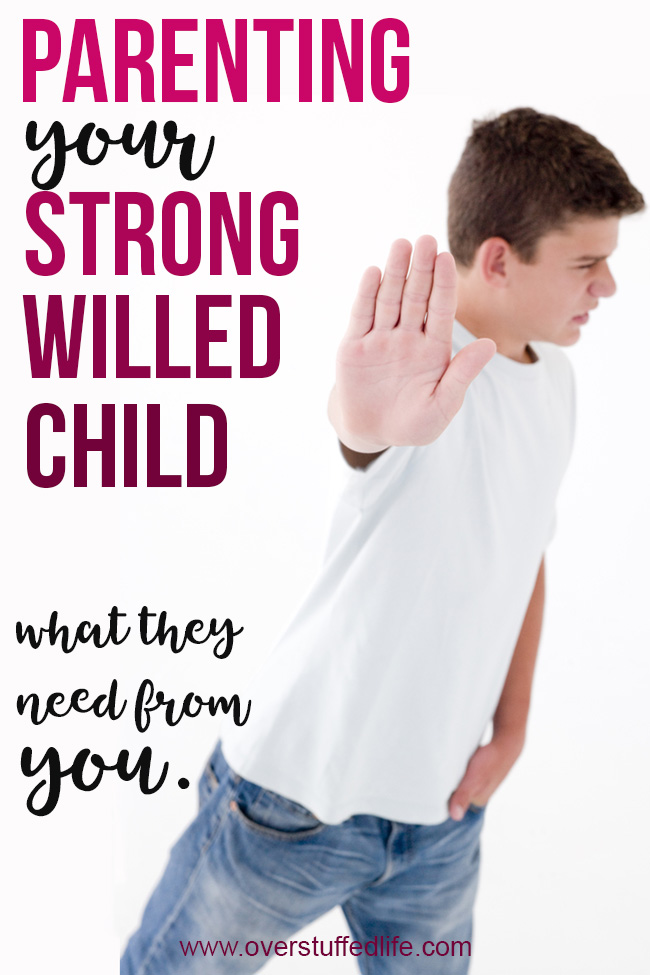 Parenting your strong willed child isn't easy. Moms who have strong willed children are exhausted and tired of fighting. Try these seven tips and see a huge turnaround in your ability to deal with your spirited or strong-willed kid.