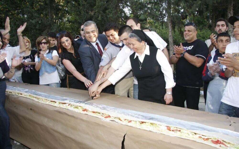 En Uzun Sandviç