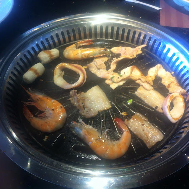 Grill all you want at Yakimix