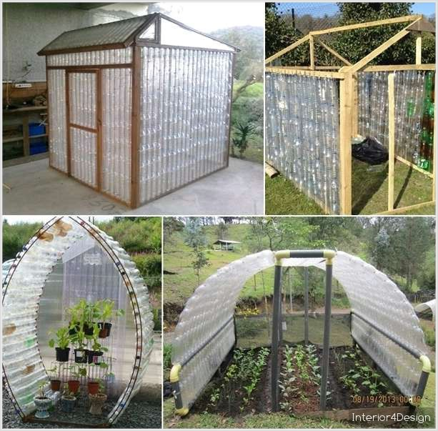 8 Functional Greenhouses Beside Your House [DIY]