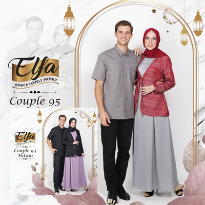 KOLEKSI COUPLE ETHICA TERBARU ELFA COUPLE 94, 95