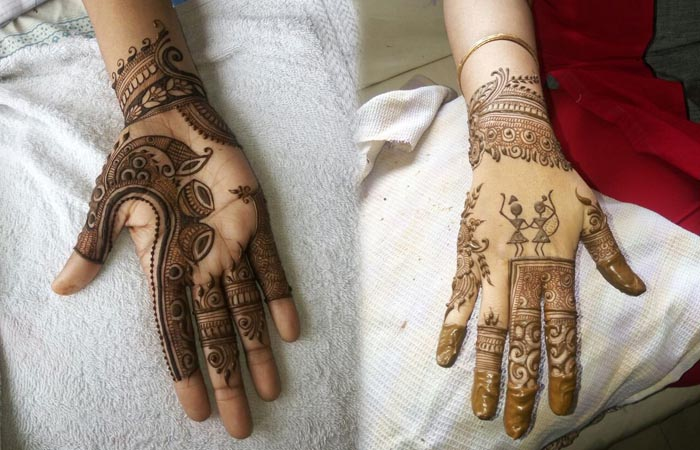 Mehndi Designs for Wedding Latest