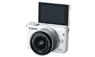 Harga Kamera Mirrorless Canon EOS M10 dan Spesifikasi Lengkap
