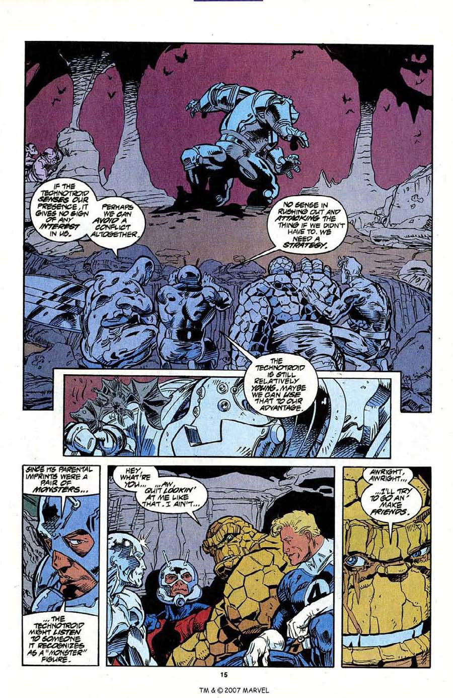 Read online Silver Surfer (1987) comic -  Issue #95 - 17
