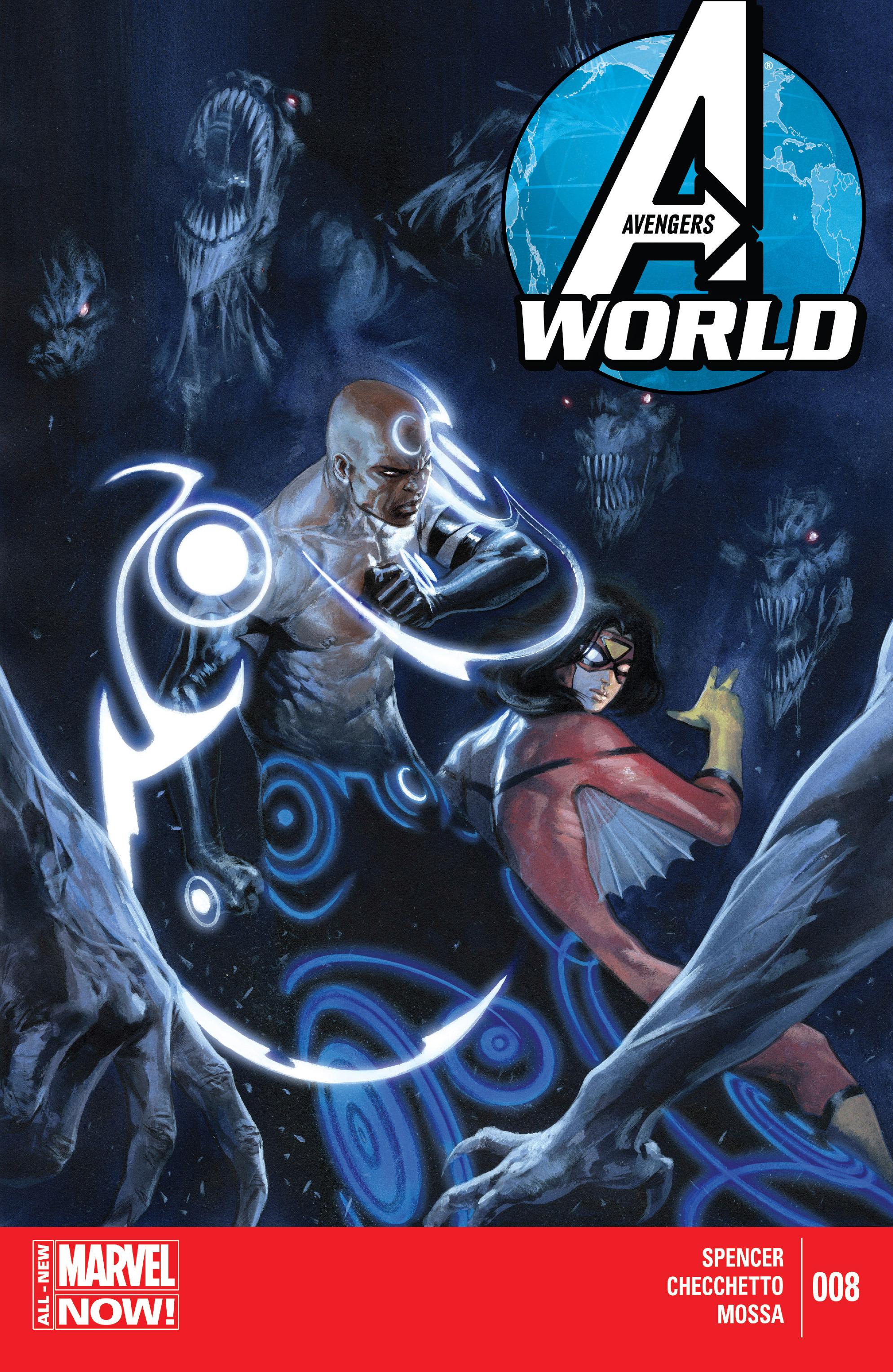 Avengers World 8 Page 1