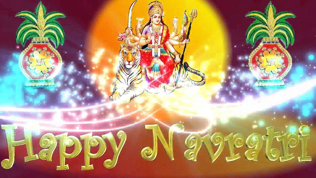 Happy Navratri Wallpapers 8