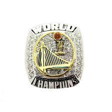 Bague de champion NBA, Golden State Warriors