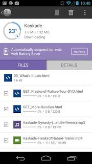 BitTorrent Pro v4.7.2 Apk