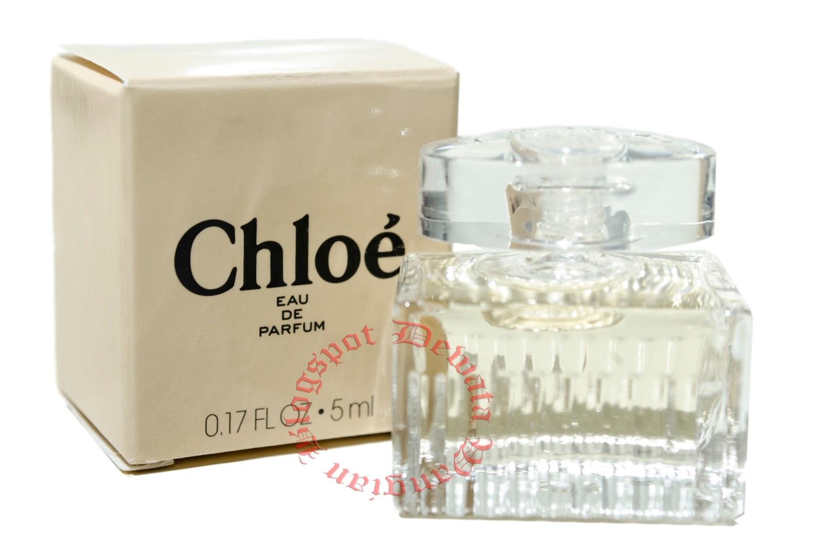 Wangianperfume Cosmetic Original Terbaik Chloé Eau De Parfum
