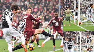 Juventus Menang 1-0 di Kandang Torino - Highlights  #DerbyDellaMole  #ForzaJuve
