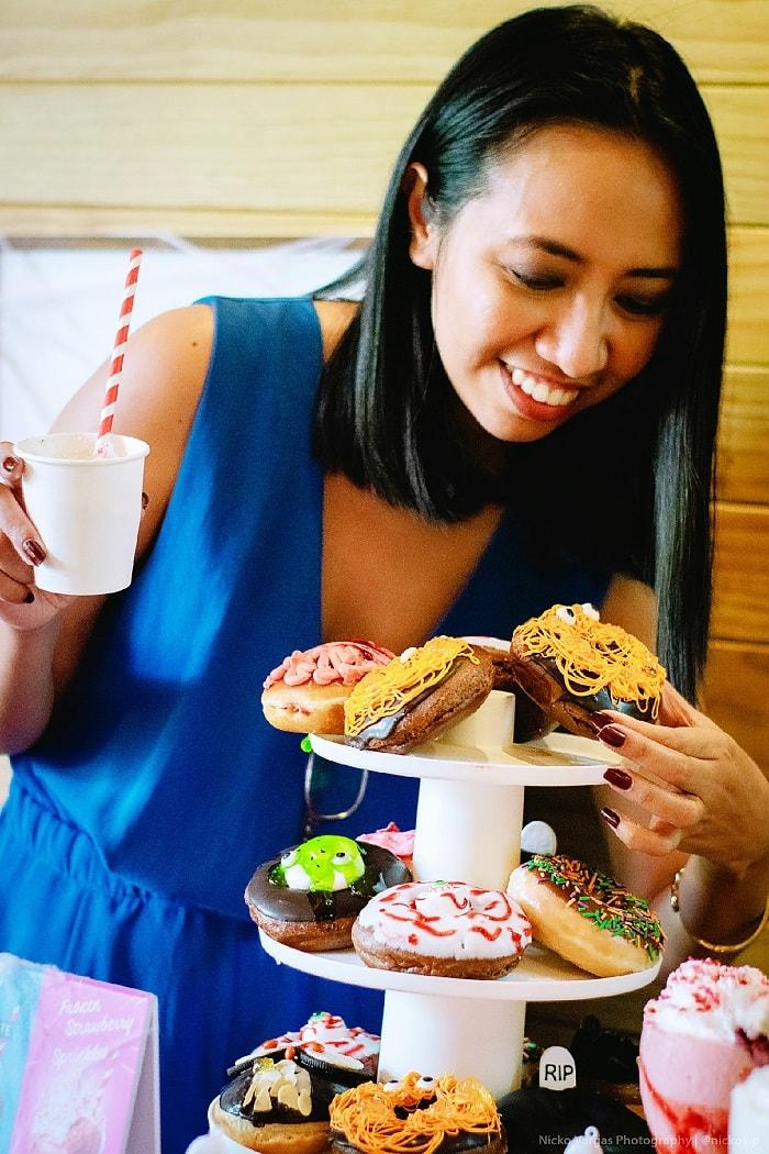 Halloween Krispy Kreme doughnuts, Krispy Kreme Philippines