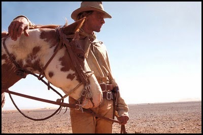 Viggo Mortensen en Océanos de fuego (Hidalgo) (Joe Johnston, 2004)