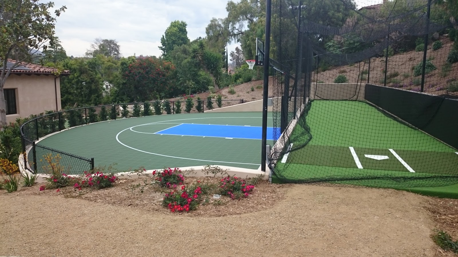 How Adding a Court to Your Home Can Add Property Value