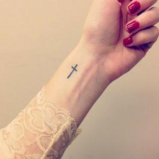 tatuaje cruz 5