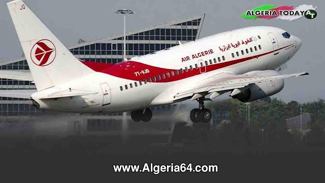 هذا هو سبب الغاء الجوية الجزائرية خمس رحلات الى فرنسا