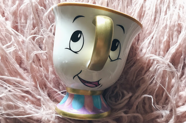 what I watched holiday edition - chip mug