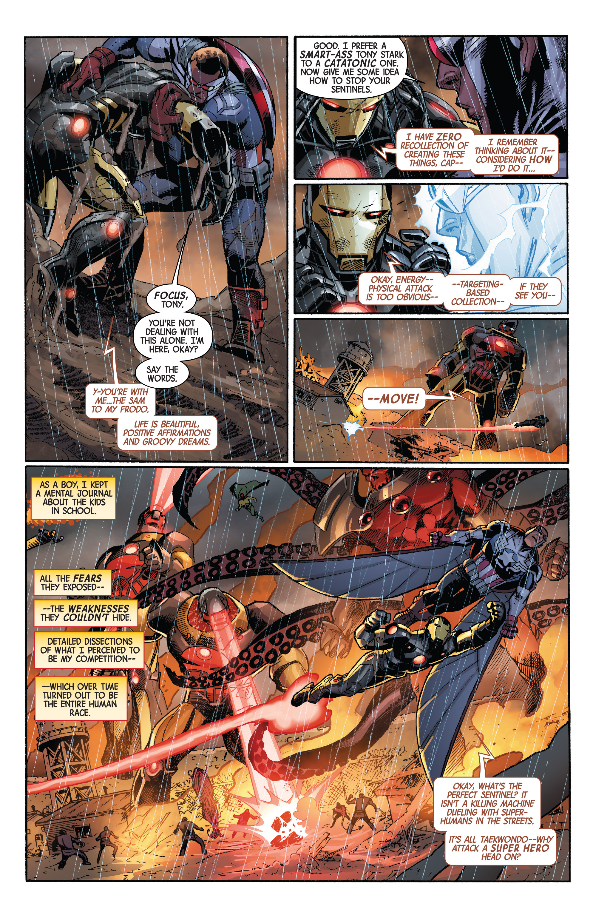 Read online Avengers & X-Men: AXIS comic -  Issue #2 - 6