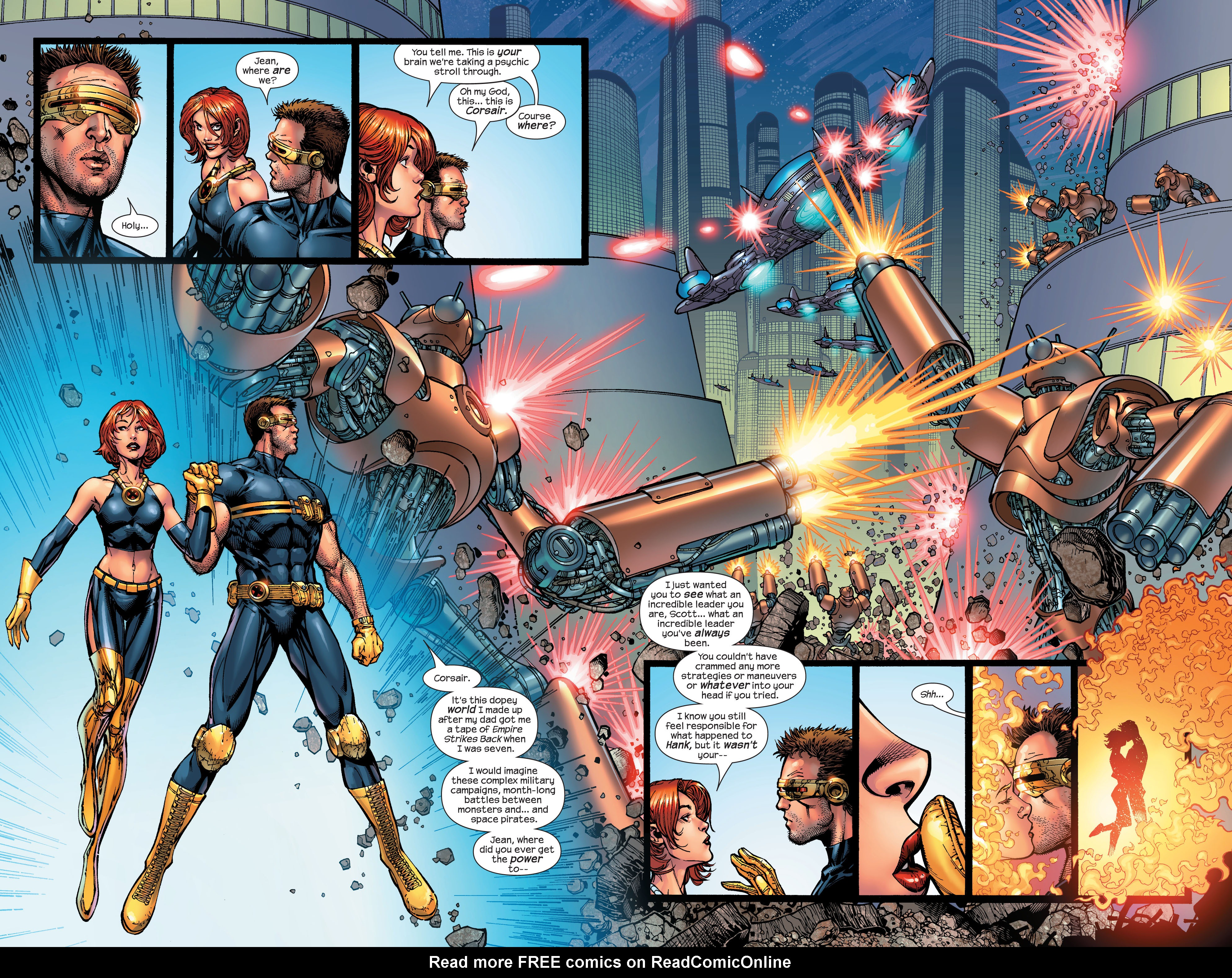 Read online Ultimate X-Men comic -  Issue #46 - 14