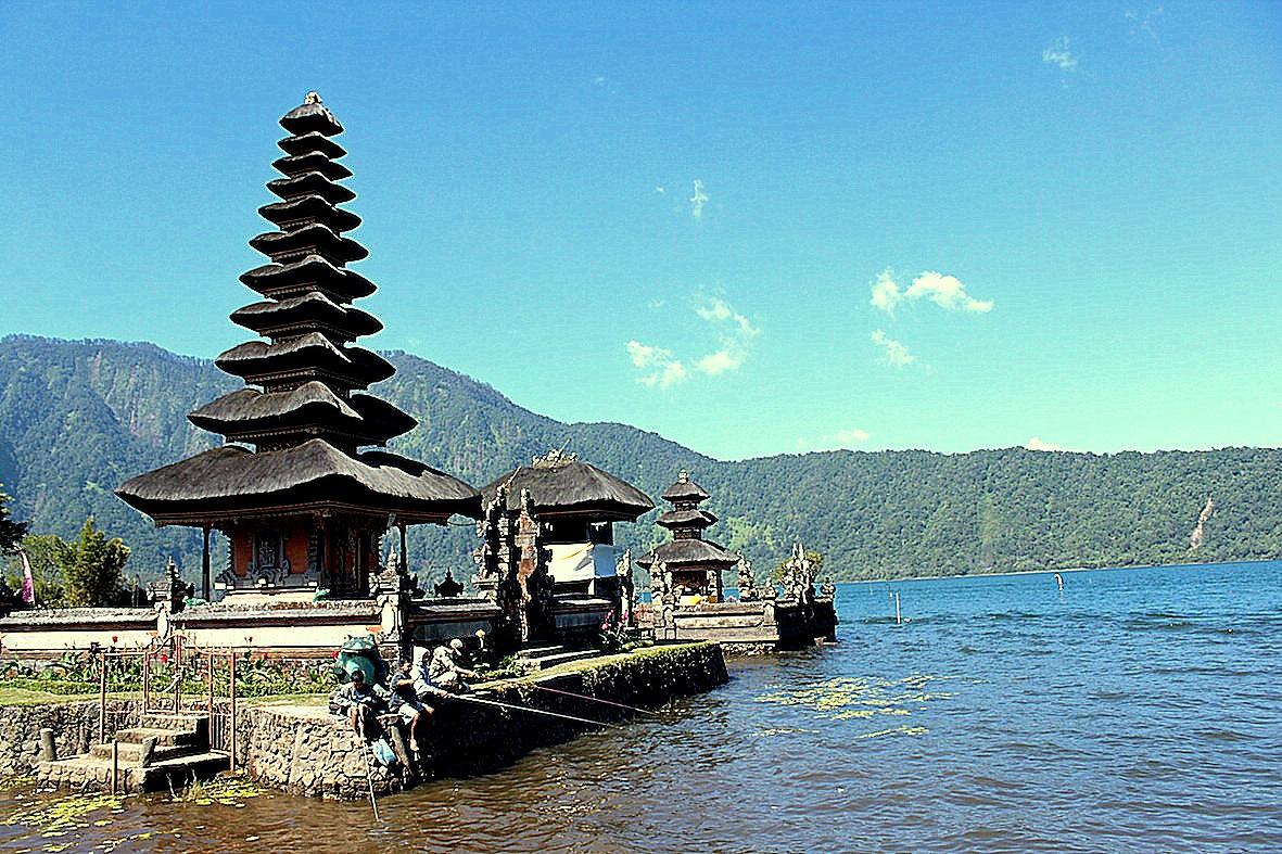 Museum Becak Indonesia: Objek Wisata Candikuning Bedugul