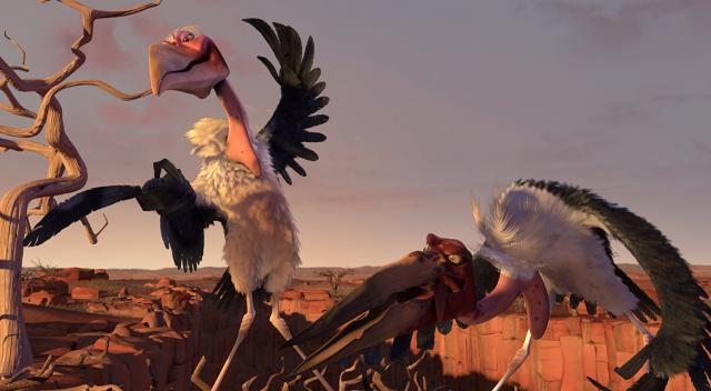 Hình ảnh phim Thành Phố Chim Zambezia