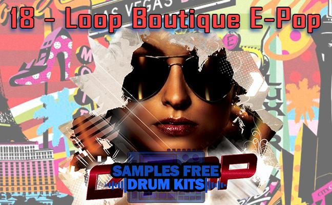 18 - Loop Boutique E-Pop Grátis