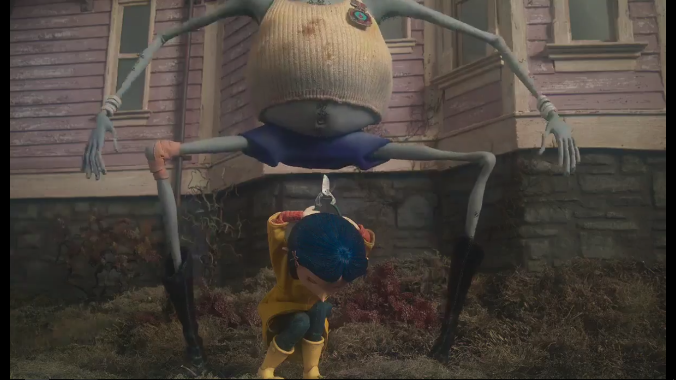 Thoughts On Coraline Careful What You Wish For
