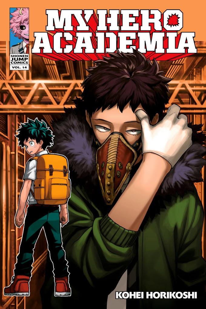 [PDF] Free Download My Hero Academia, Vol. 14 By Kohei Horikoshi