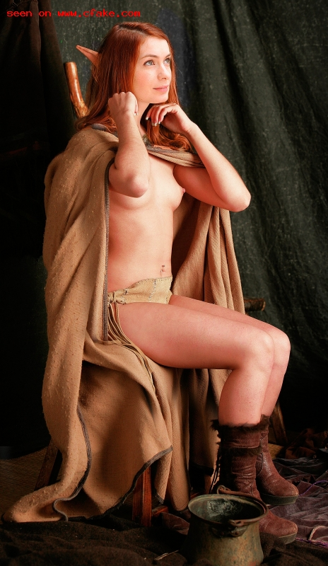 Felicia day nude