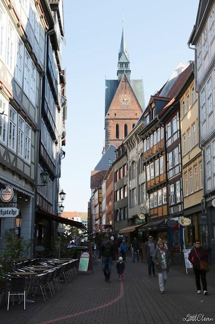 Stadtlandeltern - Hannover - Altstadt - Roter Faden