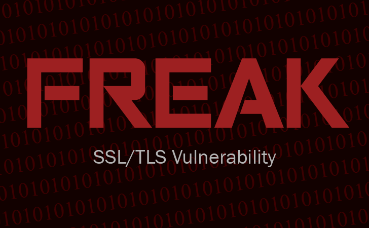 Vulnerabilidade Freak, afeta windows 7, 8, 8.1 e server 2012