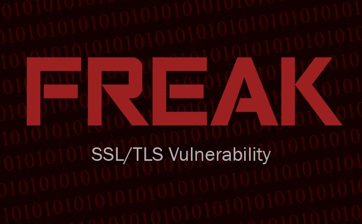 'FREAK' — New SSL/TLS Vulnerability Explained