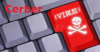 Cerber обнаружен на государственных сайтах