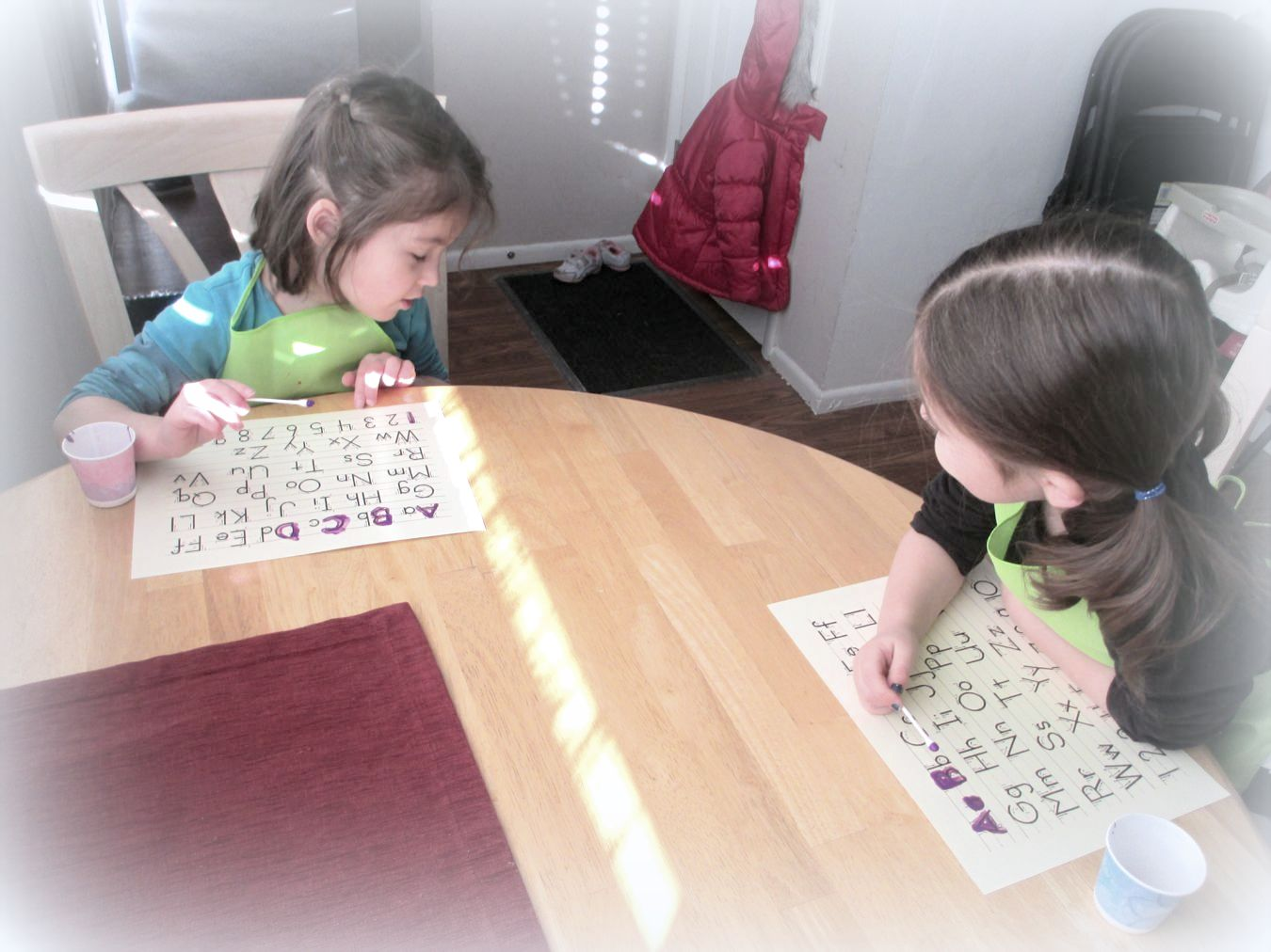 Mommy Magic Preschool Week 16 A New Year