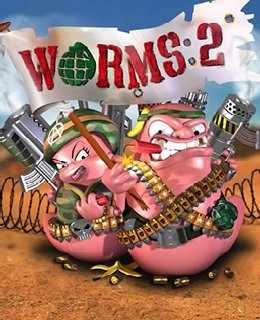 Worms 2 wallpapers, screenshots, images, photos, cover, posters