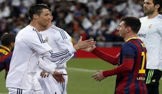Messi Dinilai Lebih Baik Dari Ronaldo