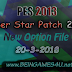 PES 2013 Super Star Option File 2018 Released 20-3-2018 By Beingames4u