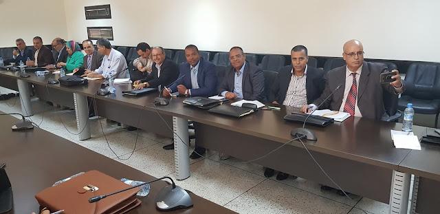 اخبار عن لقاء النقابات التعليمية مع وزارة التربية الوطنية يومه 21 يونيو 2018