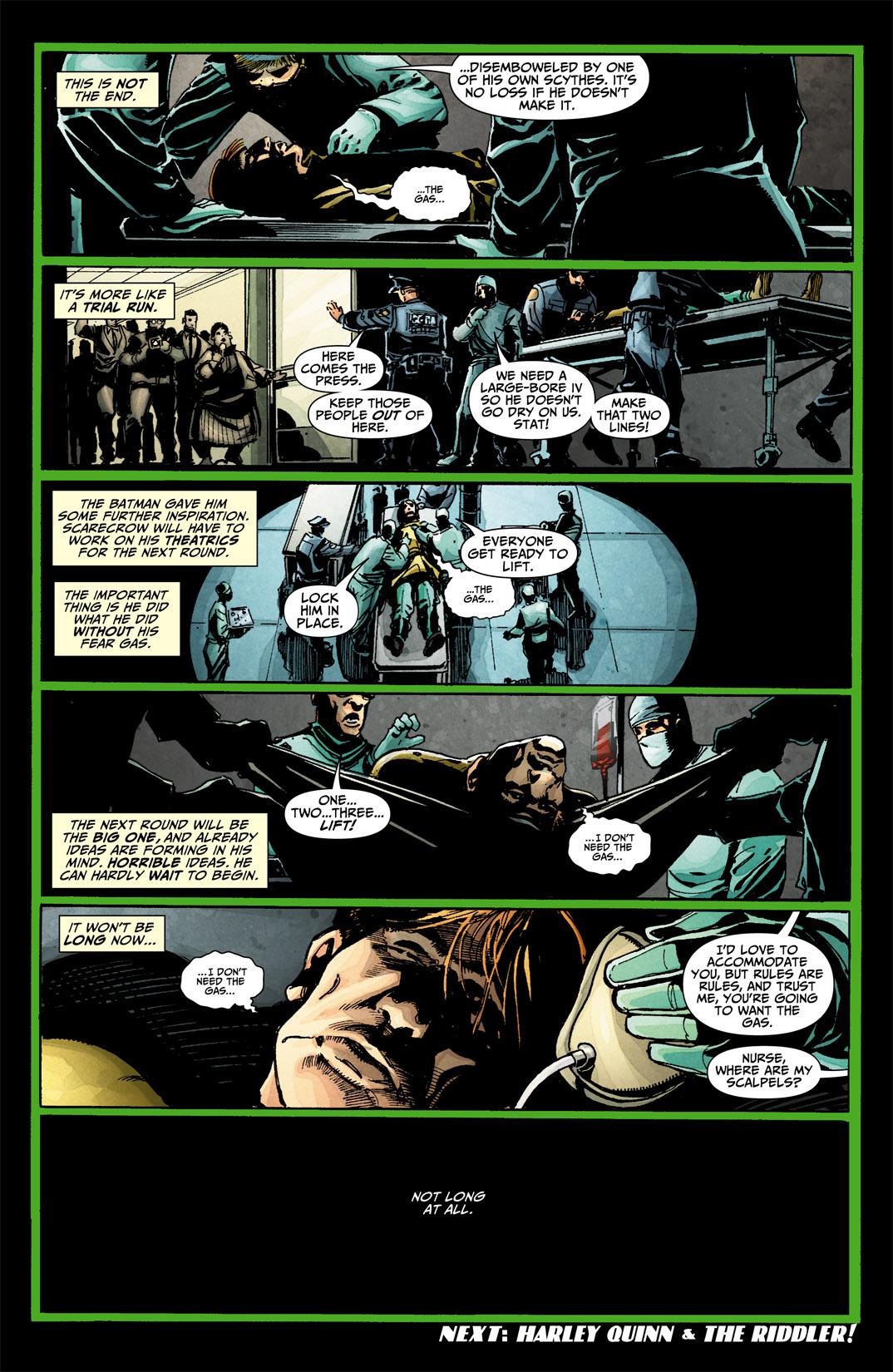 Detective Comics (1937) 836 Page 22