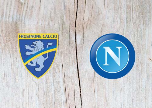 Frosinone vs Napoli - Highlights 28 April 2019