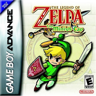 The Legend of Zelda: The Minish Cap ( BR ) [ GBA ]