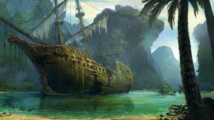 gemi 3d resimler